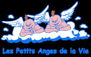 LOGO LES PETITS ANGES DE LA VIE